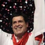 Horacio Cartes asume en Paraguay con posición dura ante Mercosur