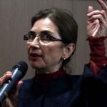 Pilar del Río, viuda del escritor José Saramago, Visitante Ilustre de Montevideo