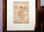 El genio de Leonardo brilla en Venecia con sus diarios íntimos