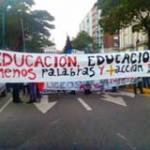 Enseñanza: 25% de uruguayos avala conflicto docente y 36% apoya al sindicato