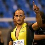Andrés Silva quedó eliminado del Mundial de atletismo