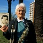 Luisa Cuesta recibe título Honoris Causa en Día del Detenido Desaparecido