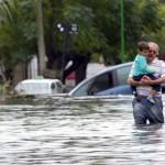 Hay 608 evacuados en todo el país por tormentas y se espera que la cifra aumente