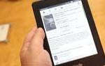 Amazon presenta versión mejorada de su popular lector Kindle