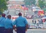 Washington: Muertos y heridos por tiroteo en base-astillero de la Marina de EE.UU.