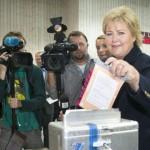 """Elecciones en Noruega: la derecha se anota una """"victoria electoral histórica"""""""