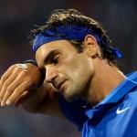 Roger Federer se despidió del US Open
