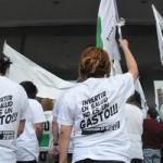 Trabajadores de la Salud levantan huelga para no arriesgar puestos de trabajo