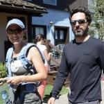 Co-fundador de Google se divorcia: se va con la jefa de marketing de Google Glass