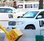 """ONU ya analiza las pruebas recogidas y Ban Ki-moon exige """"acelerar proceso"""""""