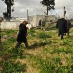 Mujica recorrerá Batallón Nº13 donde reanudaron excavaciones