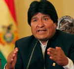 """Bolivia: Evo expropia 1717 minas sin indemnización """"porque son del pueblo"""""""