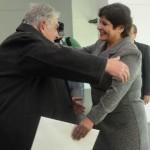 Mujica recibe cartas credenciales de embajadora de Cuba en Uruguay