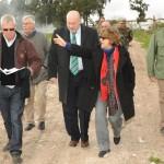 """""""Desaparecidos"""": retoman excavaciones en el Batallón N° 13 en busca de restos humanos tras la """"Operación Zanahoria"""""""
