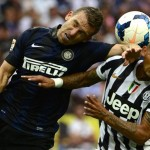 Inter y Juventus empataron y con la victoria del Nápoles se convirtió en líder del campeonato
