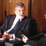 "Ministro Kreimerman: ""Al gobierno le preocupa la falta de mano de obra calificada"""