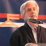 """Tabaré renovará gabinete ministerial con """"figuras jóvenes"""" si llega al gobierno"""