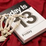 Viernes 13: mala suerte tradicional castiga hoy al mundo anglosajón