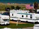 Casas rodantes en EE.UU. convertidas en tendencia total de vivienda permanente