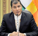 """Correa renunciará a la Presidencia si """"diputados traidores"""" logran despenalizar el aborto"""