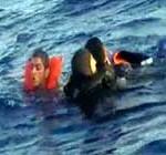 Otro naufragio en Lampedusa deja 50 inmigrantes muertos: eran 250 en el barco