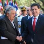 Presidente paraguayo Cartes inicia visita oficial a Uruguay
