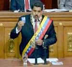 Venezuela: sancionan a 2 diputados de la oposición por interpelar a Maduro