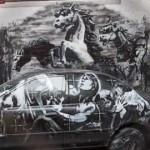 """Banksy fracasa en Nueva York y se convierte en """"trending"""" en las redes sociales"""