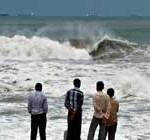 Gigantesca evacuación de 440.000 personas en India ante llegada de ciclón