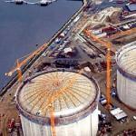 Regasificadora podrá almacenar 263.000 metros cúbicos de gas natural