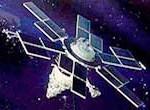 Satélite de comunicaciones ruso caería a la Tierra el 1º de enero del 2014