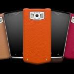 Constellation: el smartphone de Vertu –ex Nokia- sale al mercado por US$6.600