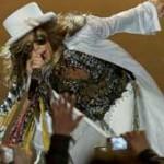 Aerosmith brilló en Montevideo, con Mujica y Lucía en el primer recital de rock de sus vidas