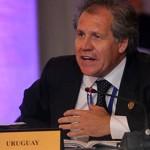 """Almagro: """"Lucha contra el narcotráfico y bloqueo a Cuba son temas pendientes"""""""