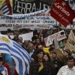 Ambientalistas uruguayos rechazan a Aratiri, regasificadora, aceitera y puerto