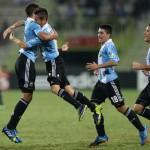 Mundial Sub-17: Argentina golea 3-0 a Canadá y se las verá en octavos ante el débil Túnez