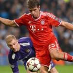 Bayern Múnich, Real Madrid y PSG golean en la 'Champions' League