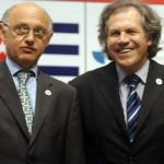 Cancilleres de Uruguay y Argentina se reúnen este martes por solicitud de UPM