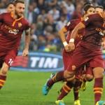Roma está imparable: venció 2 -0 al Nápoles y continúa como líder absoluto