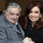 """Presidente Mujica: """"América necesita la presencia luchadora de Cristina Fernández"""""""
