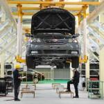 Geely armará en Uruguay 20.000 vehículos al año y facturará 240 millones de dólares