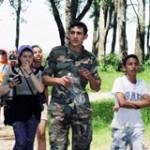 Anchorena: 240 jóvenes de contexto crítico acampan en la estancia presidencial