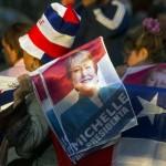 Balotage en Chile: Bachelet duplica votos de Mathei pero habrá segunda vuelta el 15 de diciembre