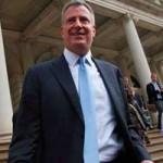 Nueva York gira a la izquierda y consagra a demócrata De Blasio como su nuevo alcalde