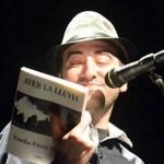 """""""Ayer La Lluvia"""" de Emilio Pérez Miguel: cuando la literatura y la música van juntas a la Par"""