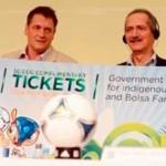La FIFA ya adjudicó por sorteo casi 900 mil entradas del Mundial-2014