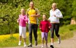 Para envejecer en forma, nunca es tarde para hacer actividad física