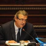 Larrañaga pide al gobierno que revea decisión de retirar las tropas de Haití