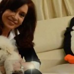 Volvió Cristina: emotivo video con pingüino, by Florencia Kirchner