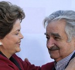 Dilma y Mujica hablaron sobre Haití, el Mercosur y la integración energética